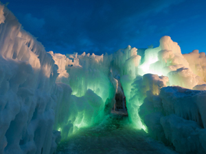 ice castle mall of america
